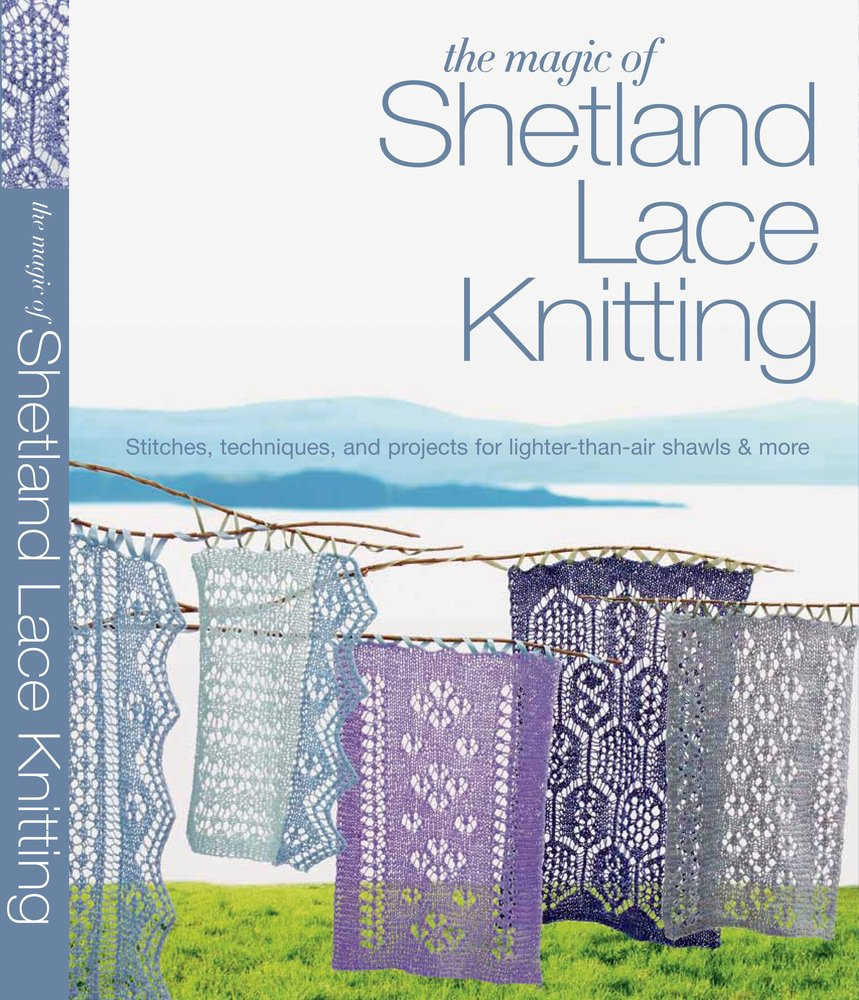 link to shetland lace knitting