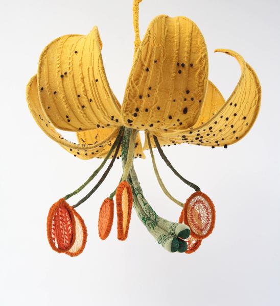 The Knit Garden by Tatyana Yanishevsky