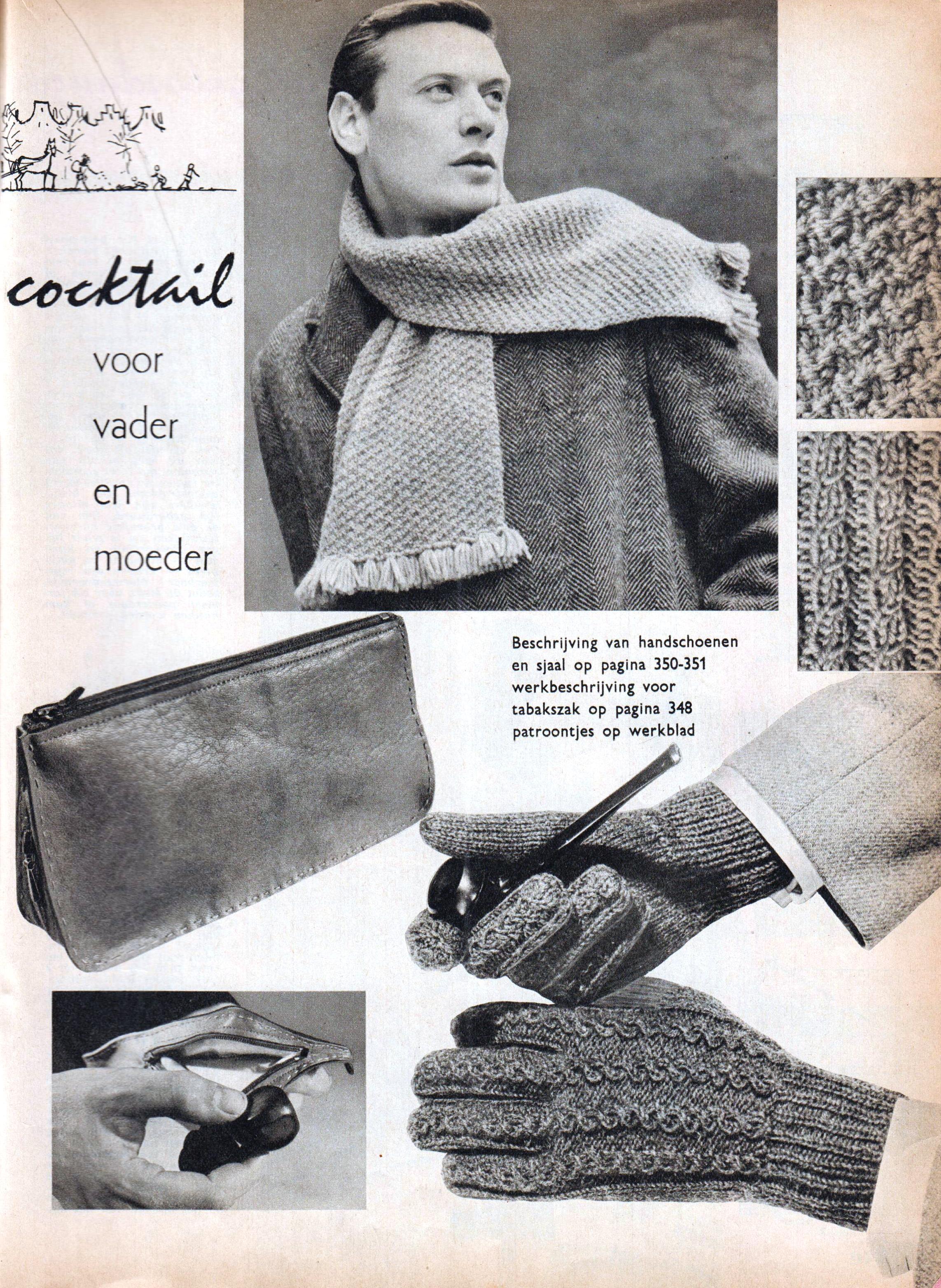 1961 ariadne men's accessories